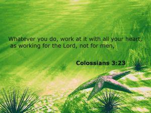 Colosians
