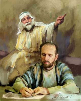 Jeremiah and Baruch