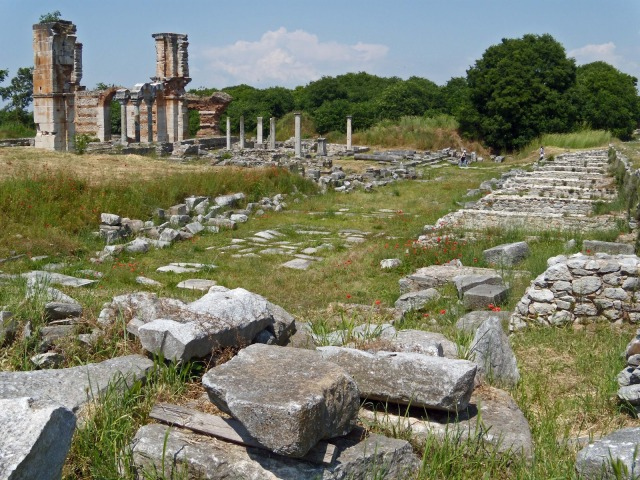Philippi Greece