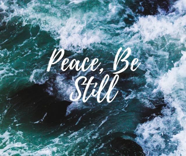 PeaceBeStill