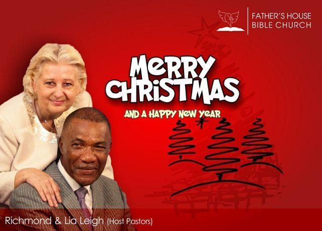 Merry Christmas FHBC