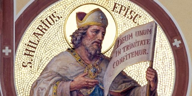 St. Hilarius of Poiters