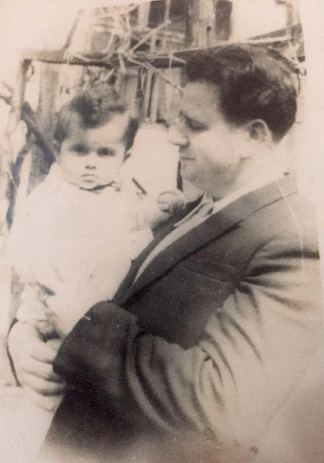Tata and I