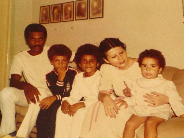 Leigh family 1985