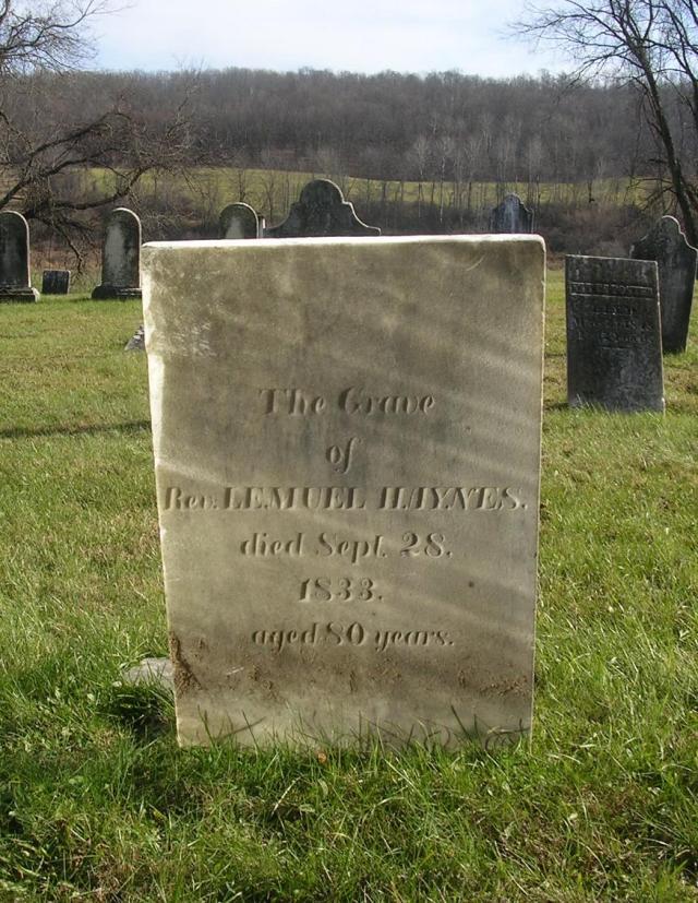 Lemuel Haynes tomb
