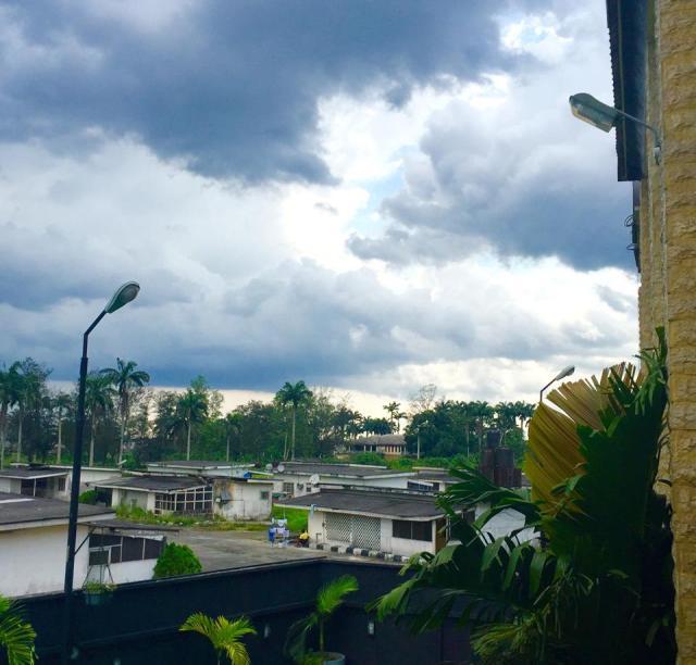 Effurun rain