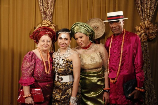 Tali, Malia, A and J