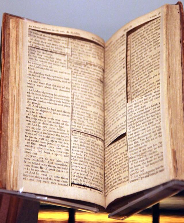 Jeferson Bible