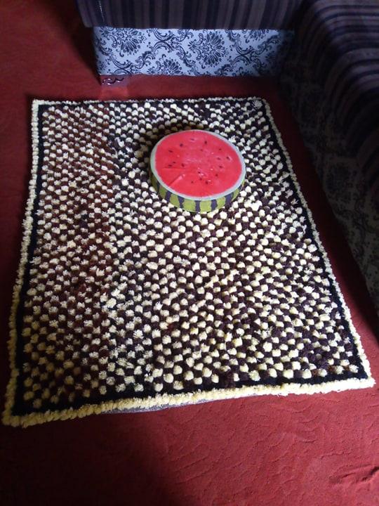 Viada's rug