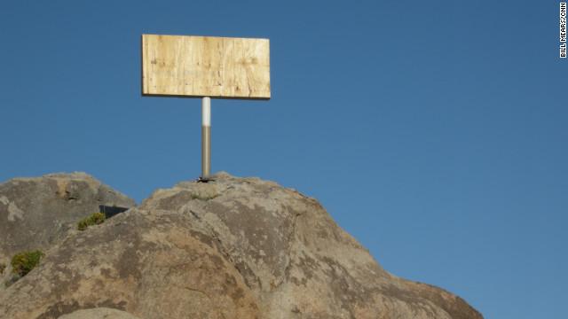 Cross Mojave Desert 2